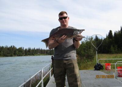 08/23/2020 Alaskan Fishing Trip